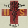 MASH Shirt Med Cross Adult Sand Tee T-shirt