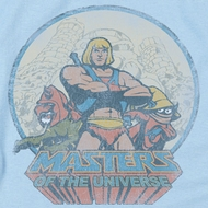 Masters Of The Universe He Man And Crew Shirts