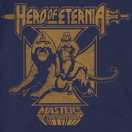 Masters Of The Universe Hero Of Eternia Shirts