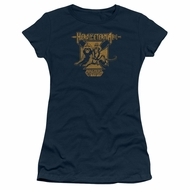 Masters Of The Universe Shirt Juniors Hero Of Eternia Navy Tee T-Shirt