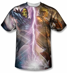 Masters Of The Universe Strike Sublimation Shirt
