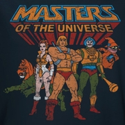 Masters Of The Universe Team Of Heroes Shirts