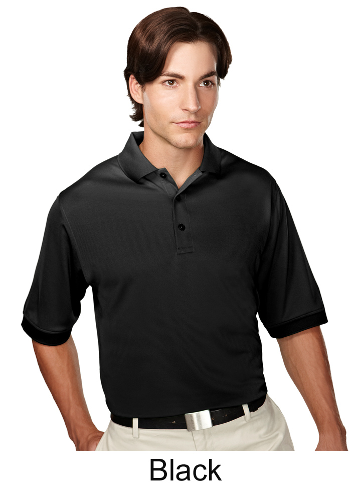 Men s polo shirt golf falcon short sleeve sport shirt for Men s athletic polo shirts