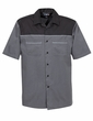 Men's Tall Sizes 100% Cotton Sports Auto Racing Short Sleeve Shirt