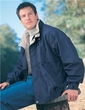 Men's Tall Sizes 65% Polyester 35% Cotton Panorama Jacket