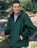 Men's Tall Sizes Heavyweight Toughlan Conqueror Hooded Jacket