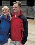 Men's Tall Sizes Windproof Water Resistant Meridian Jacket