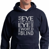 Mens An Eye for an Eye Hoodie