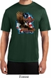 Mens Biker Shirt American By Birth Moisture Wicking Tee