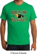 Mens Biker Shirt Ride It Like You Stole It Organic Tee T-Shirt