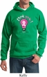 Mens Breast Cancer Awareness Hoodie Think Pink Hoody