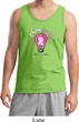 Mens Breast Cancer Awareness Tanktop Think Pink Tank Top