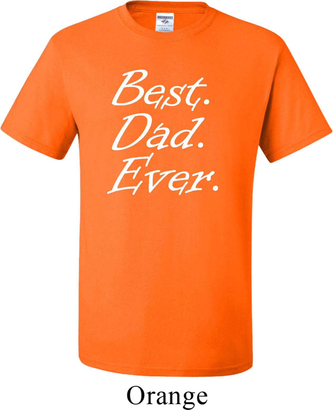 Mens dad shirt best dad ever white print tall tee t shirt for Best place to buy mens t shirts