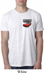 Mens Dodge American Made Muscle Pocket Print Shirt