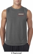 Mens Dodge Brothers Pocket Print Sleeveless Shirt