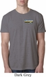 Mens Dodge Dart Pocket Print Burnout Shirt