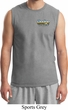 Mens Dodge Dart Pocket Print Muscle Shirt