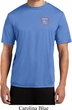Mens Dodge Garage Pocket Print Moisture Wicking Shirt