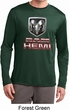 Mens Dodge Shirt Ram Hemi Logo Dry Wicking Long Sleeve Tee T-Shirt