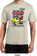 Mens Dodge Shirt Vintage Chargers Moisture Wicking Tee T-Shirt