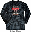 Mens Fitness Shirt Every Beast Long Sleeve Tie Dye Tee T-shirt