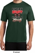 Mens Fitness Shirt Every Beast Moisture Wicking Tee T-Shirt