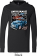 Mens Ford Shirt American Made Lightweight Hoodie Tee