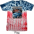 Mens Ford Shirt American Made Patriotic Tie Dye Shirt
