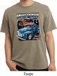 Mens Ford Shirt American Made Pigment Dyed Shirt