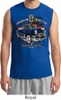 Mens Ford Shirt American Tradition Sleeveless Muscle Shirt