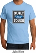 Mens Ford Shirt Built Ford Tough Organic Tee T-Shirt