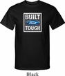 Mens Ford Shirt Built Ford Tough Tall Tee T-Shirt
