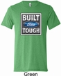 Mens Ford Shirt Built Ford Tough Tri Blend Crewneck Shirt