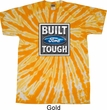 Mens Ford Shirt Built Ford Tough Twist Tie Dye Tee T-shirt