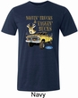 Mens Ford Shirt Driving and Tagging Bucks Tri Blend Crewneck Shirt