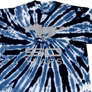 Mens Ford Shirt Mustang 50 Years Twist Tie Dye Tee T-shirt