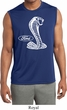 Mens Ford Shirt Mustang Cobra Sleeveless Moisture Wicking Shirt