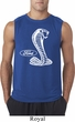 Mens Ford Shirt Mustang Cobra Sleeveless Shirt