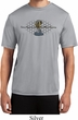 Mens Ford Shirt Powered By Cobra Moisture Wicking Shirt
