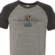 Mens Ford Shirt Powered By Cobra Tri Blend Shirt