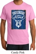 Mens Ford Shirt V8 Genuine Ford Parts Organic Tee T-Shirt