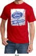 Mens Ford Shirt Vintage Sign Genuine Ford Parts Tee T-Shirt