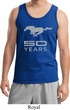 Mens Ford Tanktop Mustang 50 Years Tank Top