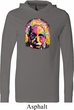 Mens Funny Shirt Albert Einstein Lightweight Hoodie Tee