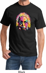 Mens Funny Shirt Albert Einstein Tee T-Shirt