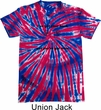 Mens Funny Shirt I've Got Your Back Patriotic Tie Dye Tee T-shirt