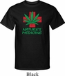 Mens Funny Shirt Natures Medicine Tall Tee T-Shirt