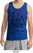 Mens Funny Tanktop I Love Big Trucks Tank Top