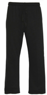 Mens Lightweight Yoga Pants - Black