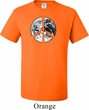 Mens Peace Shirt Peace Earth Tall Tee T-Shirt